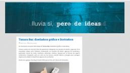 Tamara Baz en Briefing Galego
