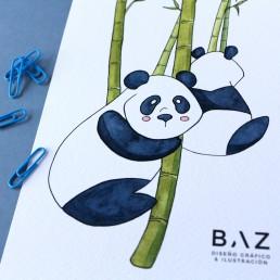 Print pandas