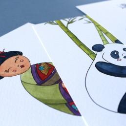Prints Japón