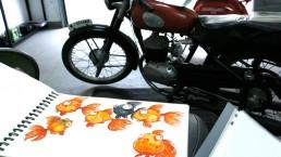 Feria Ilustración