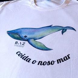 Camiseta Balea