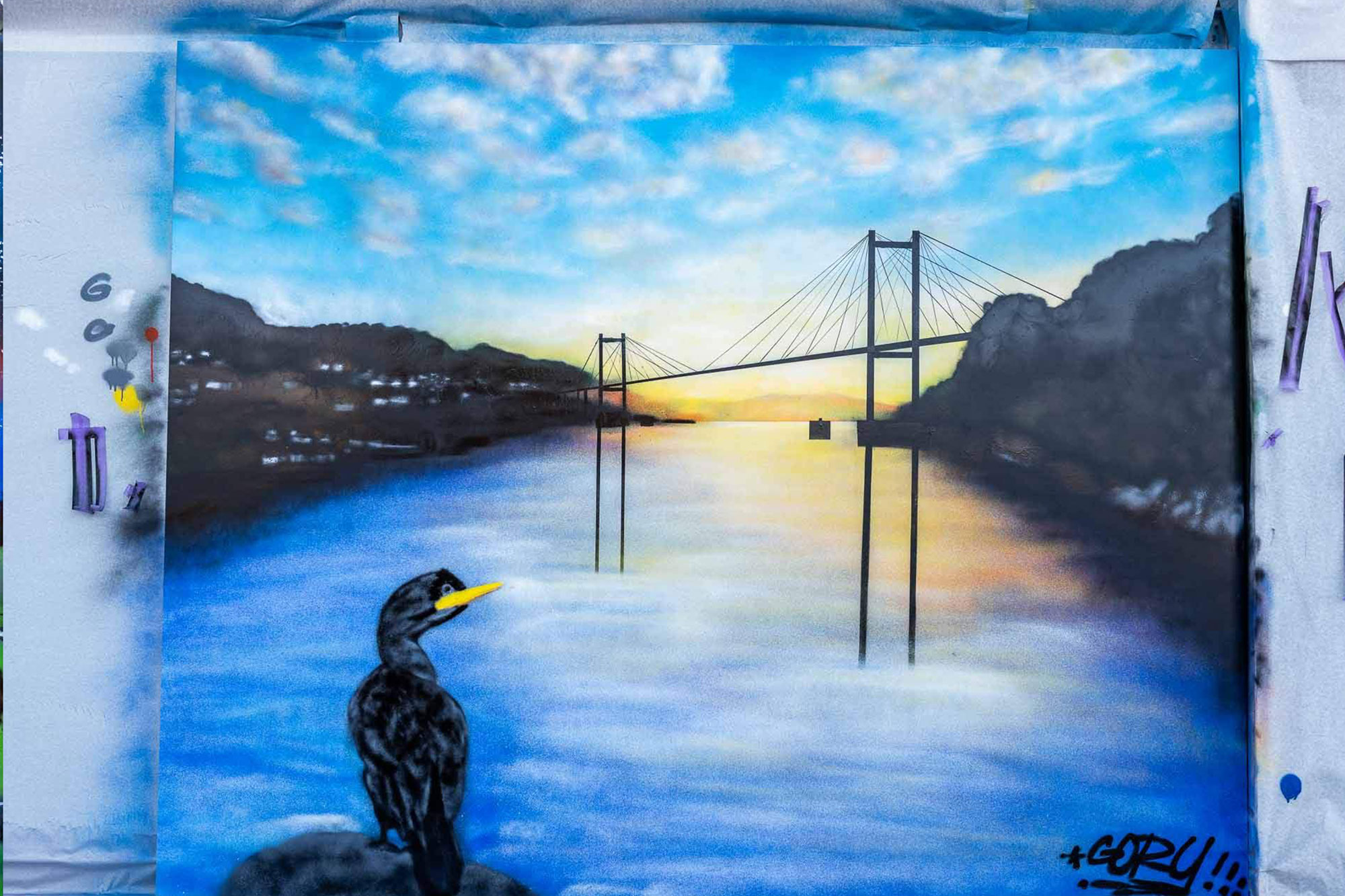 Batalla Mural Vigo 2019